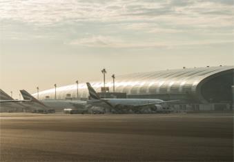 دبـی، چاه نفتی هوایی امارات
