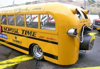 عجیب ترین اتوبوس های جهان و حومه