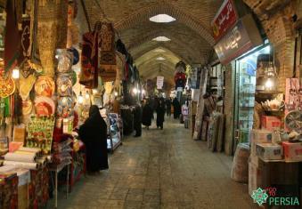 در بازار های سیستان