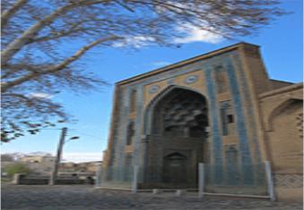 عجایبی از مسجد سحرآمیز نطنز