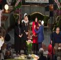 استقبال بی نظیر میهمانان قصر از مراسم شب یلدا